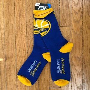 Golden State Warriors socks
